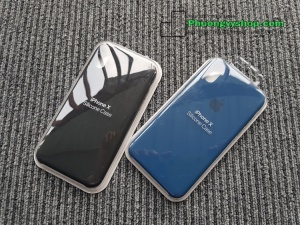 Ốp silicon case chính hãng Apple iPhone X